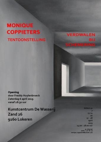 Tentoonstelling De Wasserij Lokeren Monique Coppieters